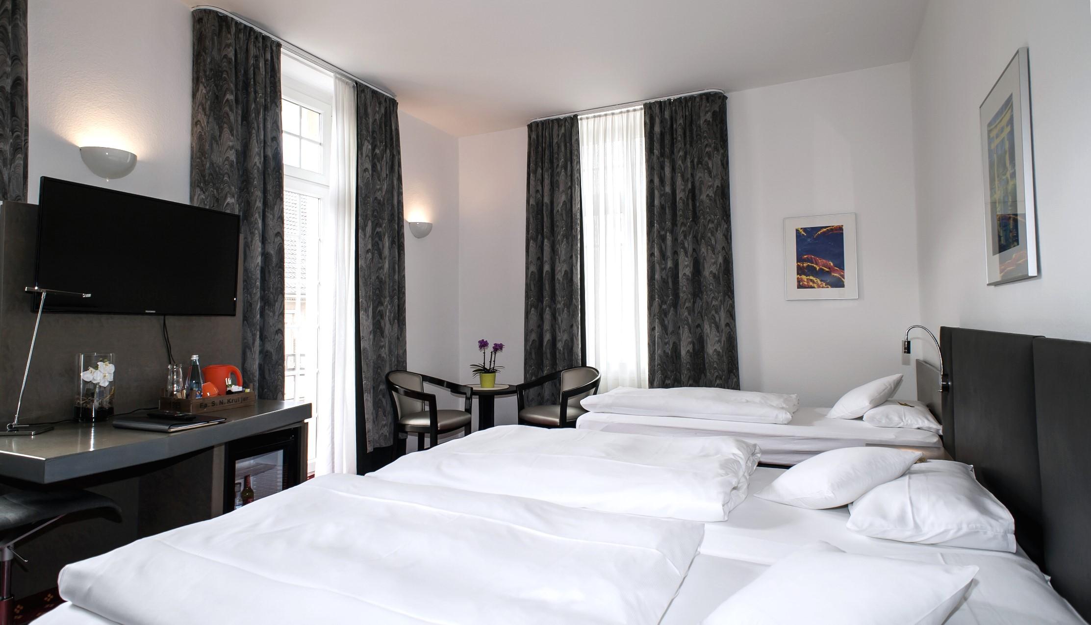 Hotel_Schwert Zimmer 2