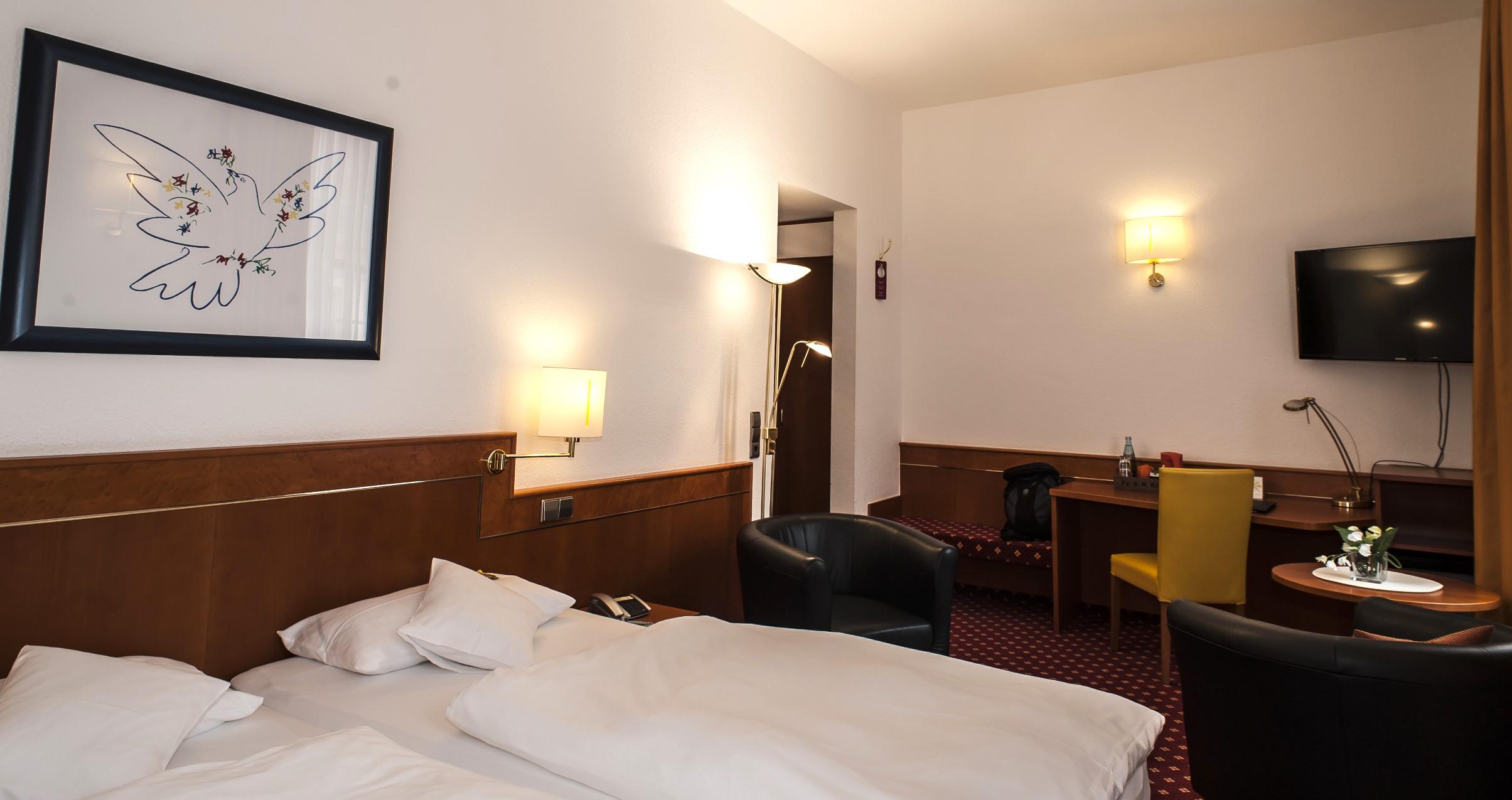 Hotel_Schwert Zimmer 1